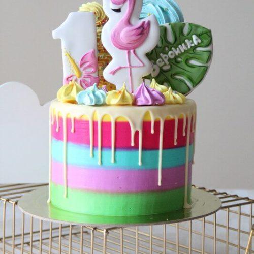 Радужные торты на заказ