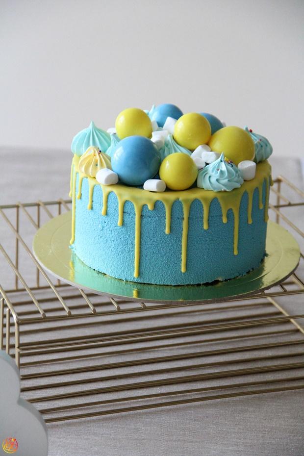 Торт детский хорошист
