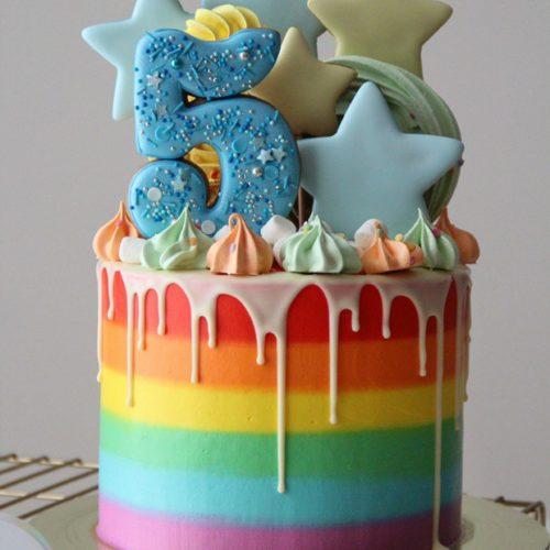 Торт детский 5 лет| Торт детский 5 лет