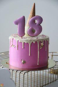 Торт 18