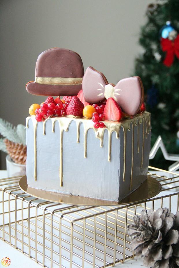 Торт Gentleman