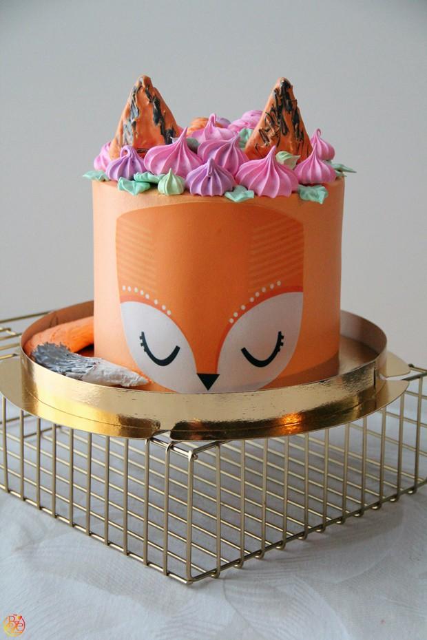 Торт FOX