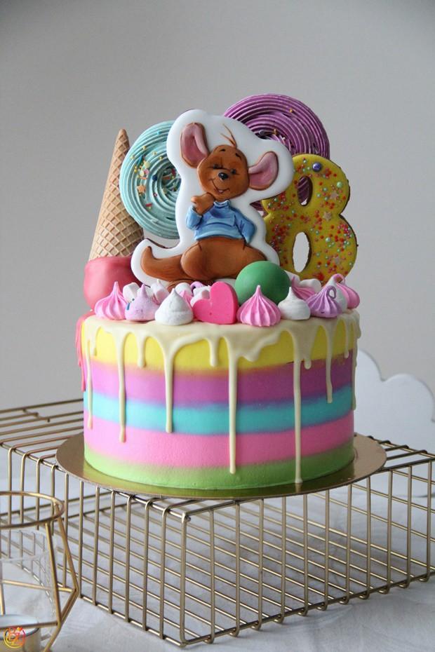   Торт Kangaroo