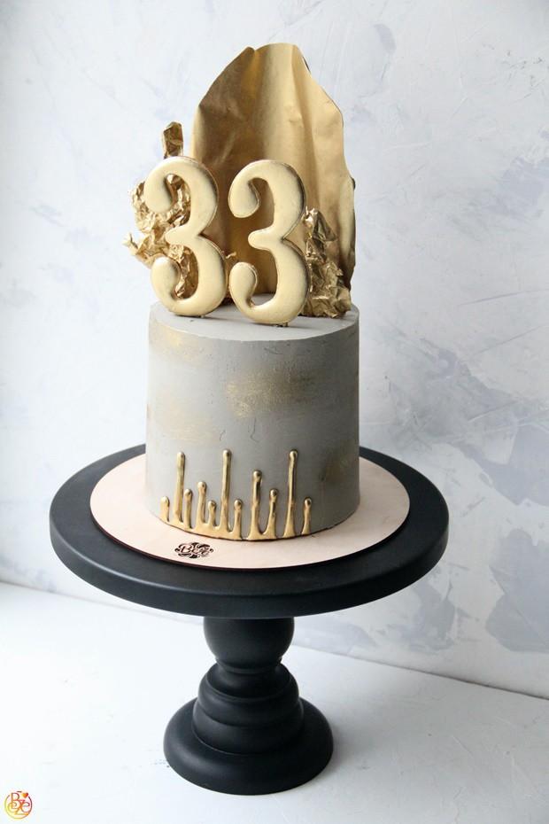 Торт Gold
