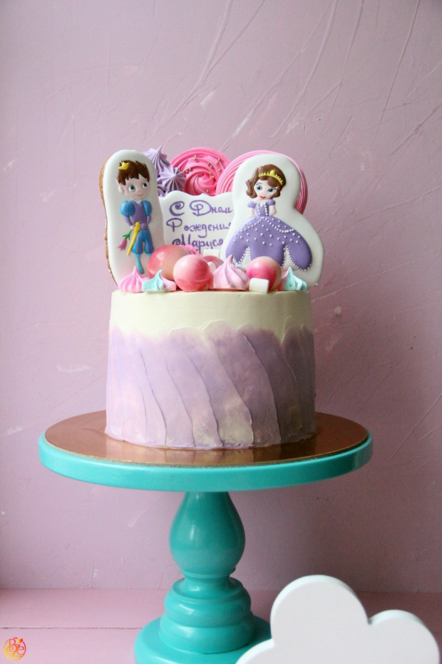 Торт little princess