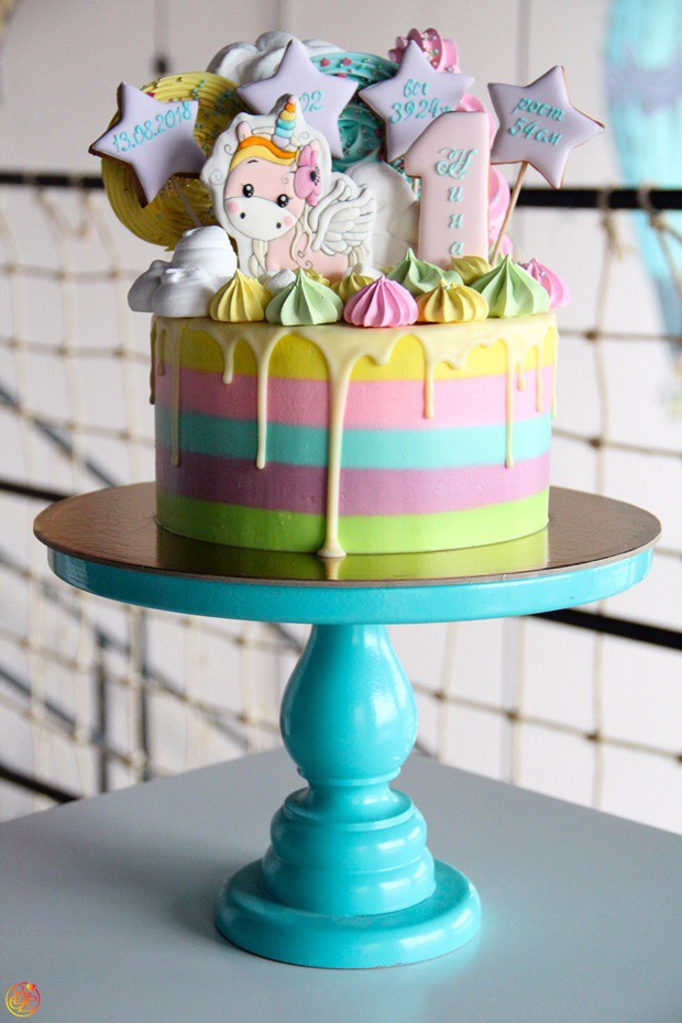 Торт Unicorn 2| Торт Unicorn 2