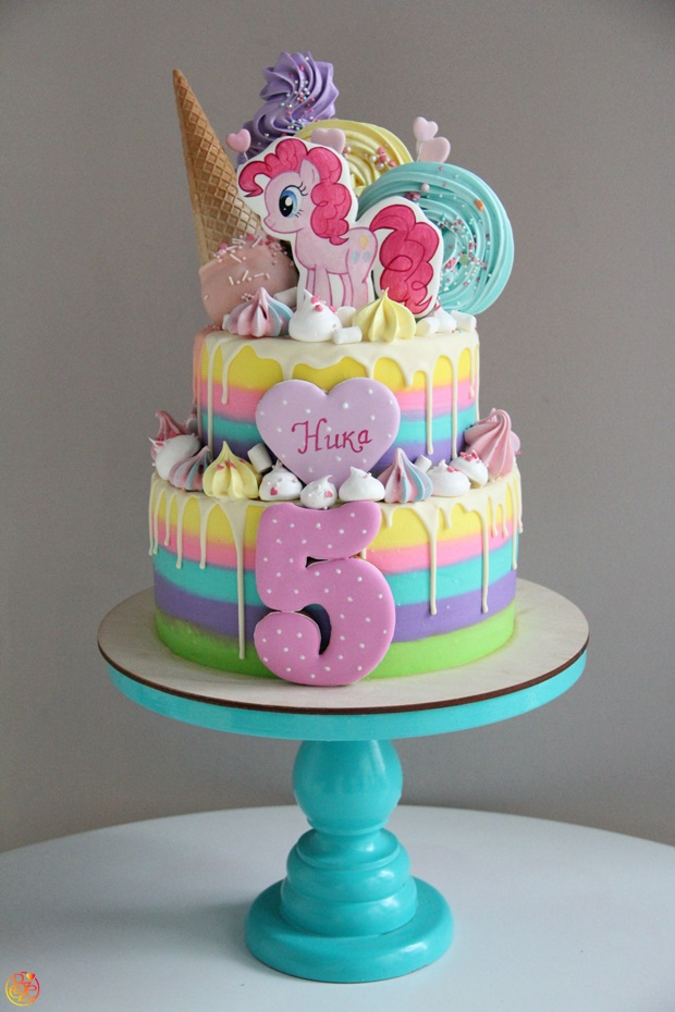 Торт Пинки Пай 2