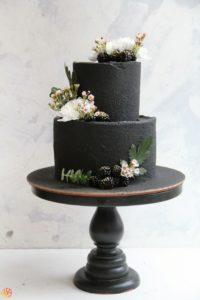 Торт Blackberry
