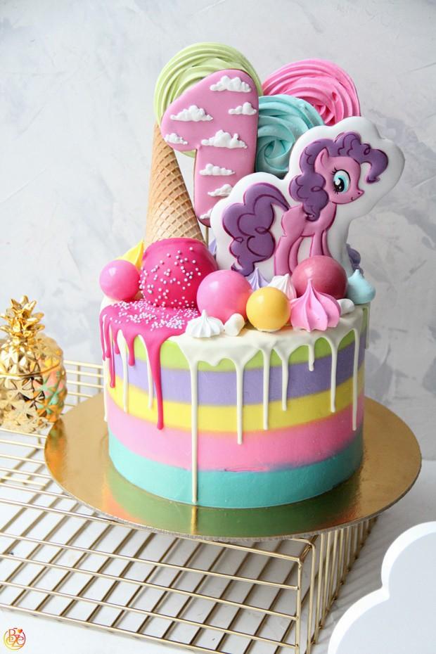Торт Pinkie Pie