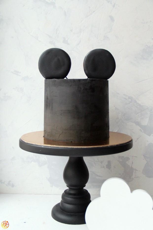 Торт Mickey's Ears| Торт Mickey's Ears