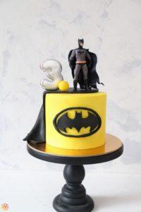 Торт Batman 1
