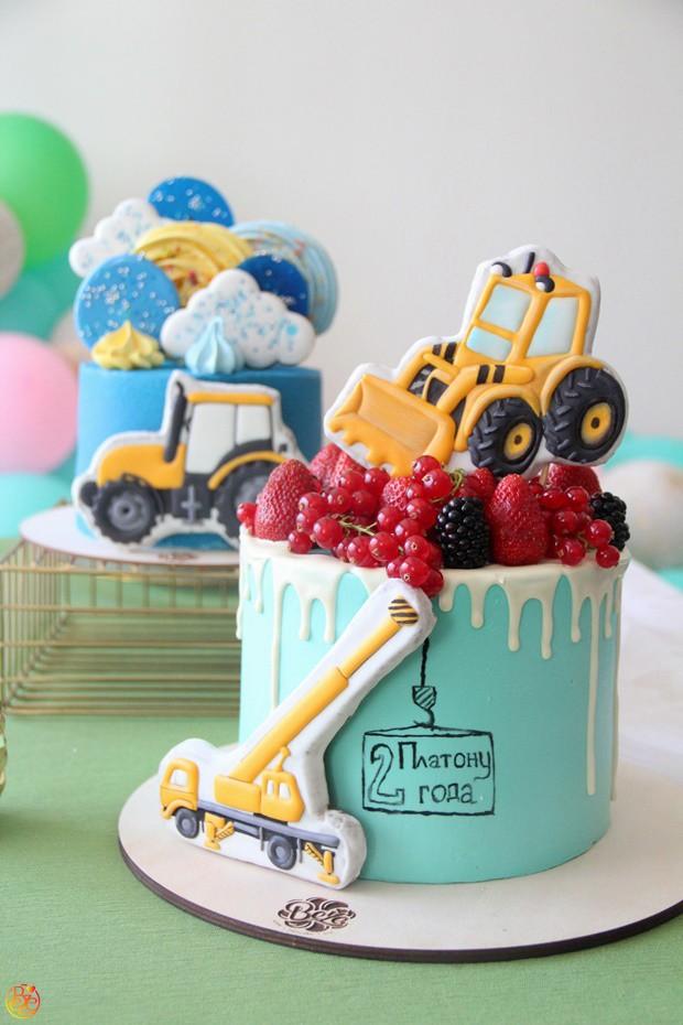Торт детский Builder| Торт детский Builder