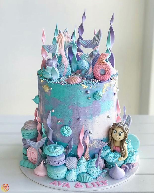Торт Magic lake
