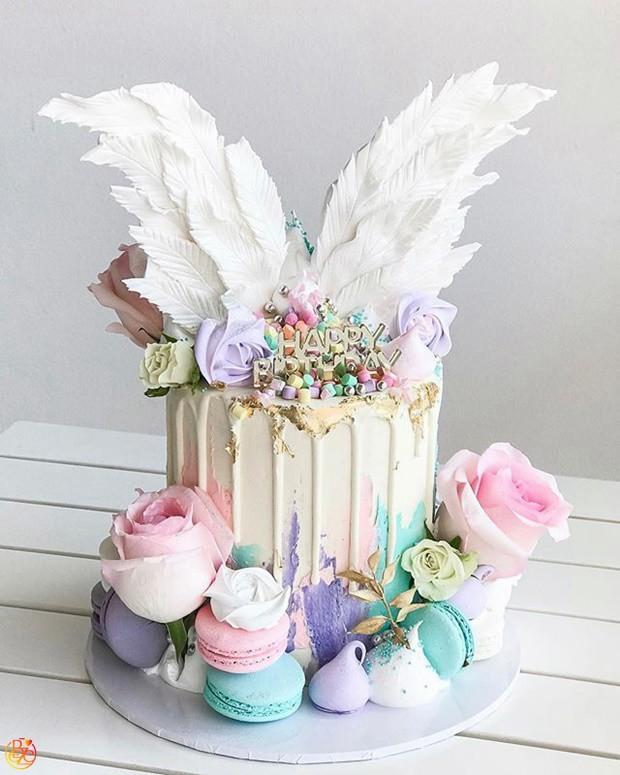 Торт Angel Wings