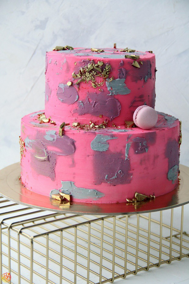 Торт Purple