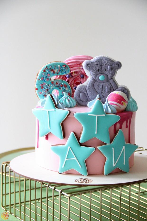 Торт детский мишка Тедди| Торт детский мишка Тедди