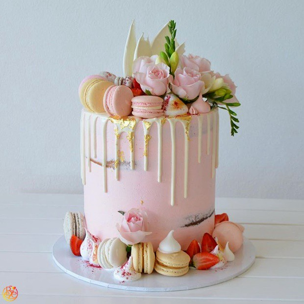 Торт Golden rose