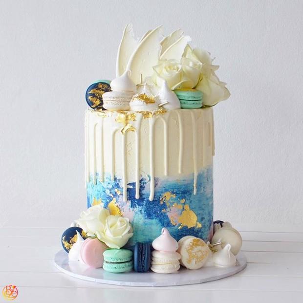 Торт Ocean