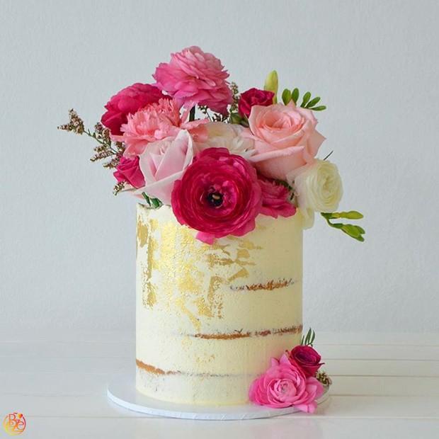 Торт Roses in bloom