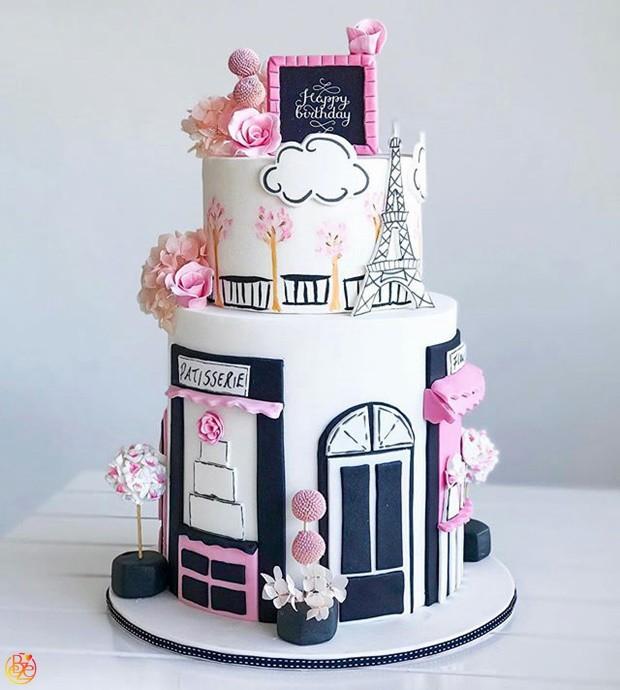 Торт Paris