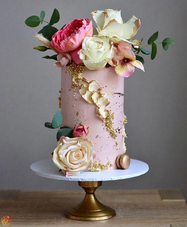 Торт Dance of flowers
