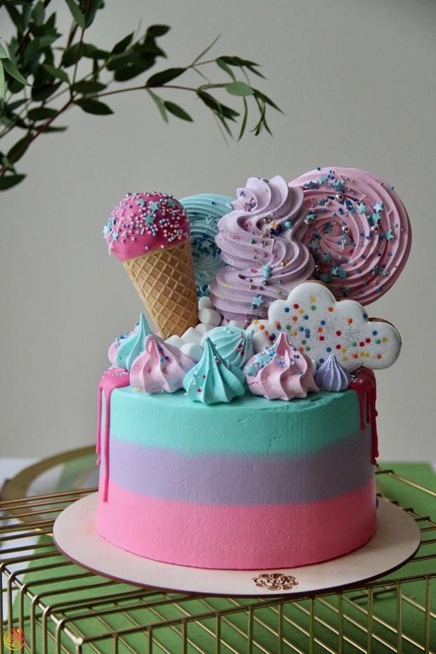 Торт детский ФинФан