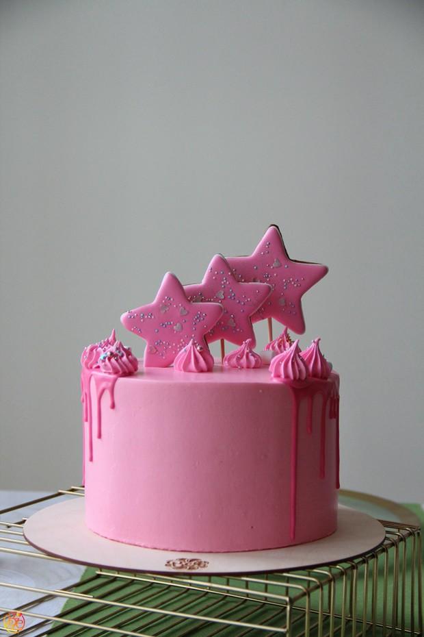 Торт детский PINK  Торт детский PINK