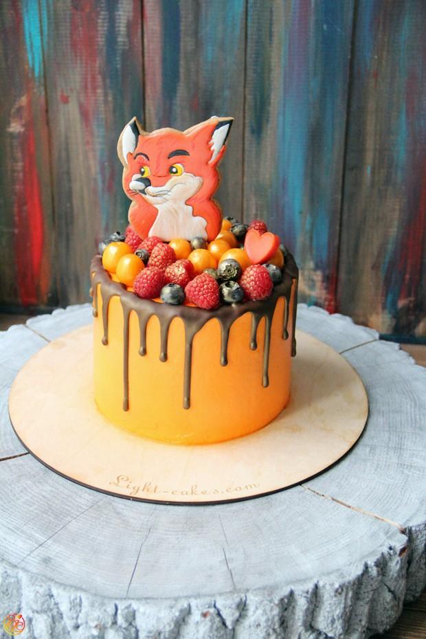 Торт Sly Fox