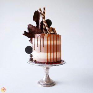 Торт Caramel charm