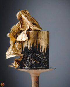 Торт Black gold