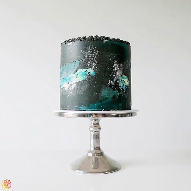 Торт Northern lights