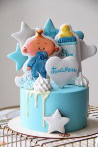 Торт детский happy birthday
