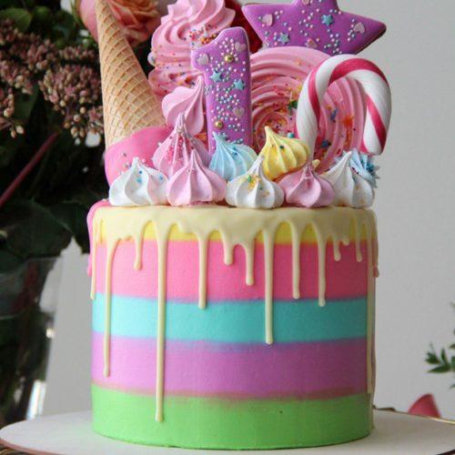 Торт детский Нам Годик
