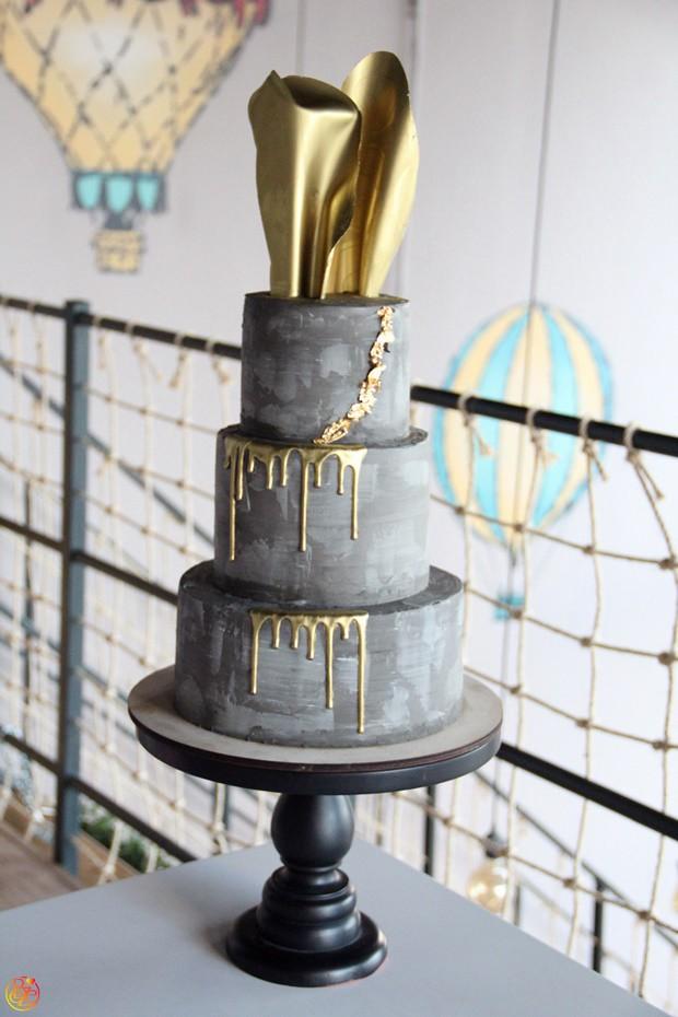 Торт свадебный Dominica