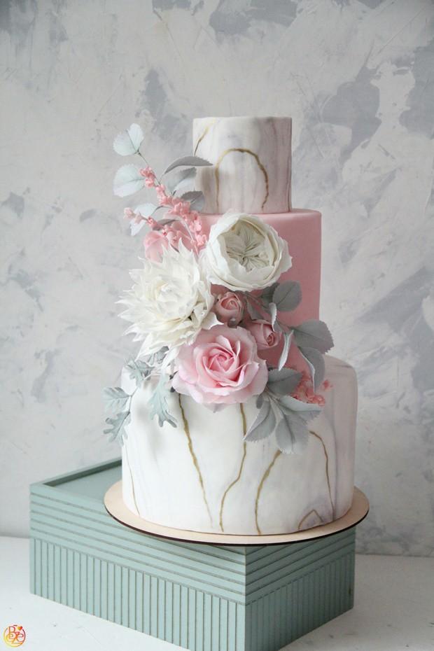 Торт свадебный Merrelyn
