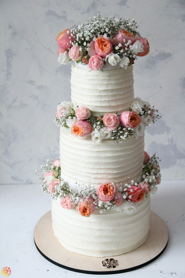 Торт свадебный Perfect 2| Торт свадебный Perfect 2