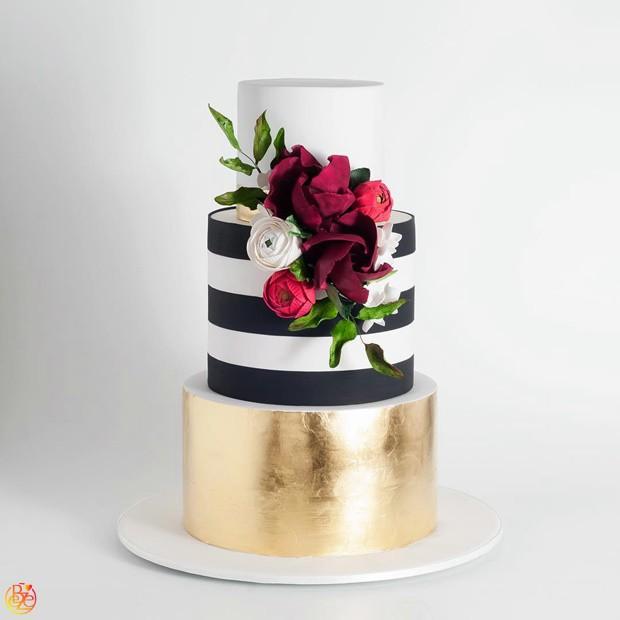 Торт Chanel