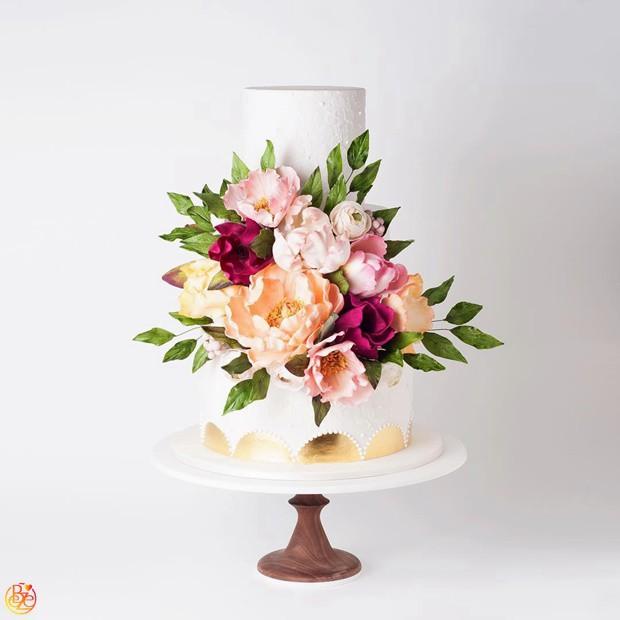 Торт свадебный Tango