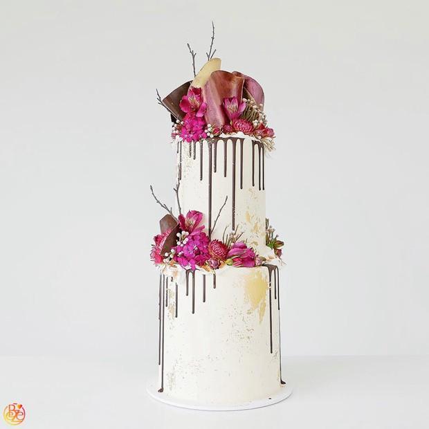 Торт свадебный Delight  Торт свадебный Delight