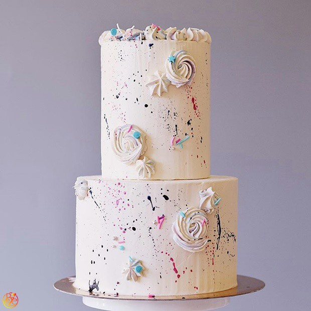 Торт Marshmallows