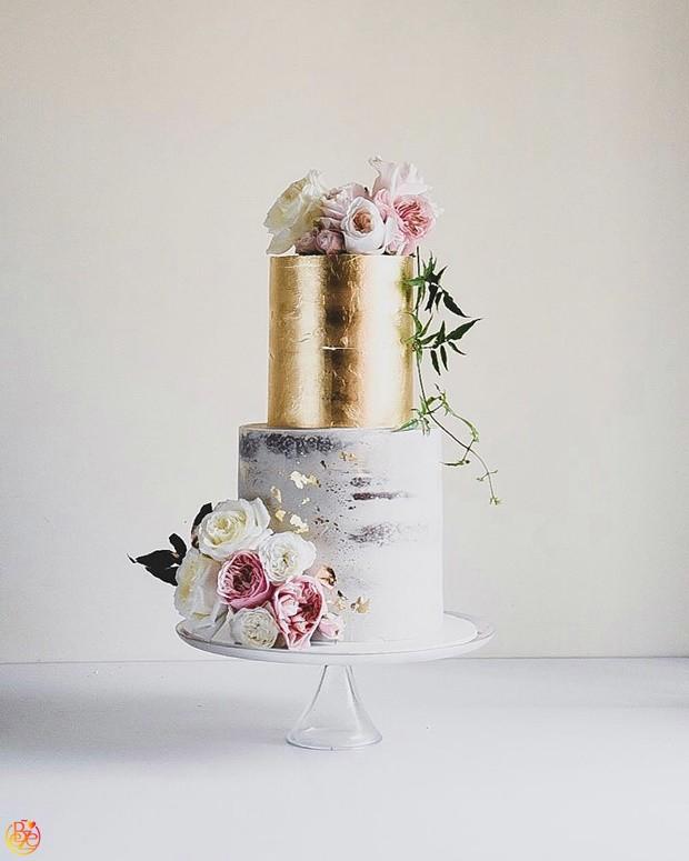 Свадебный торт двухъярусный без мастики| Свадебный торт двухъярусный без мастики