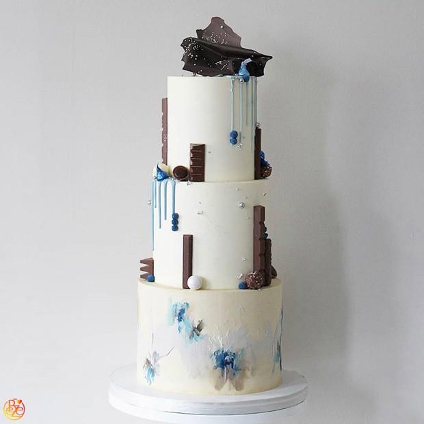 Торт Chocolate factory