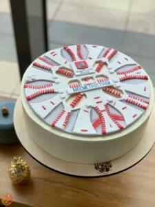 Торт для мосметрострой