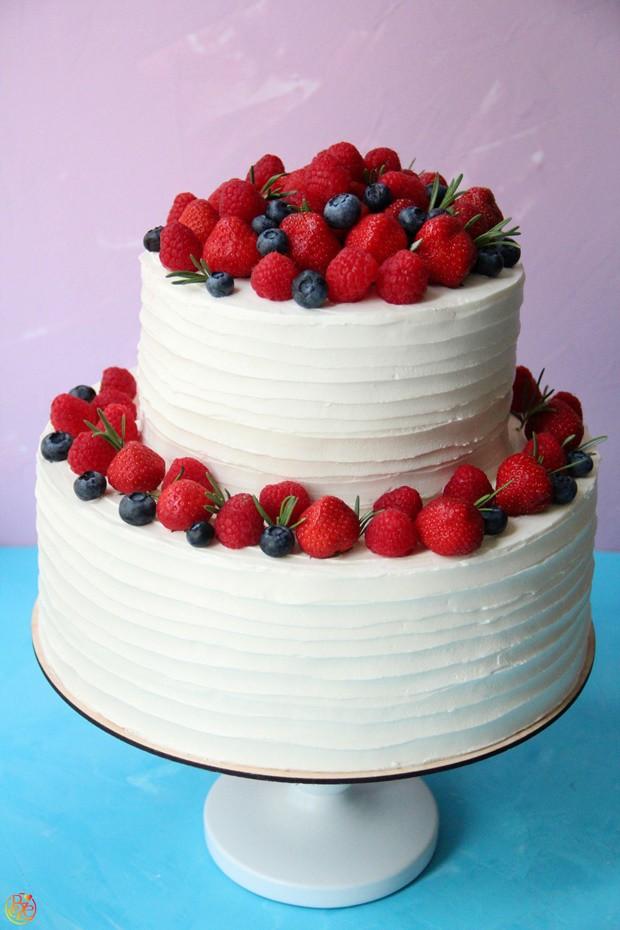Ягодный торт Air Cream| 750