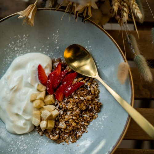 granola-s-grecheskim-jogurtom  Гранола с греческим йогуртом