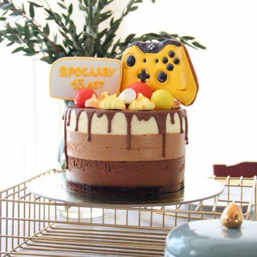 Торт на день рождения - Компьютерные игры