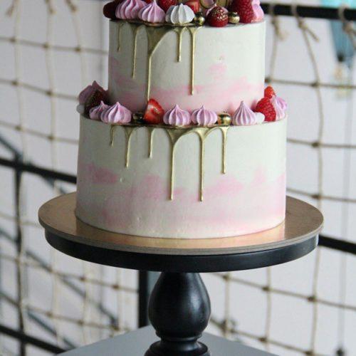Большие торты на день рождения