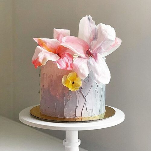 Торты на день рождения для женщины
