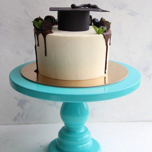 Торт на выпу�кной